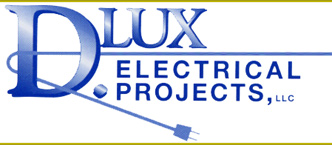 DLux Electrical Projects Logo