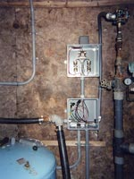 Pumping Station Control Wiring