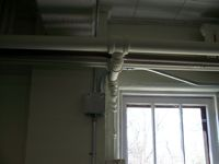 Conduit for School Receptacles (Completed)