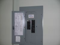 100 amp Sub-Panel Installation